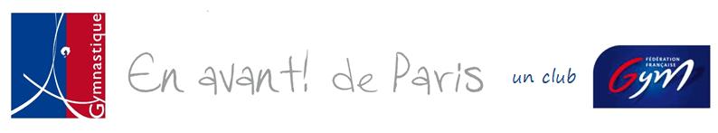 En Avant De Paris Logo